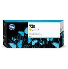 Eredeti HP 730 nagy kapacitású sárga patron (P2V70A)