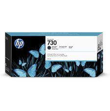 Eredeti HP 730 nagy kapacitású matt fekete patron (P2V71A)