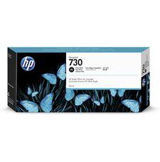 Eredeti HP 730 nagy kapacitású foto fekete patron (P2V73A)
