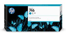 Eredeti HP 746 ciánkék patron (P2V80A)