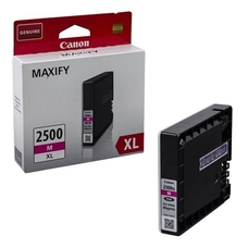 Eredeti Canon PGI-2500MXL magenta patron