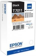 Eredeti Epson T7011 fekete patron