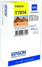 Eredeti Epson T7014 sárga patron