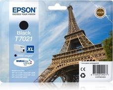 Eredeti Epson T7021 fekete patron