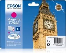 Eredeti Epson T7033 magenta patron