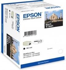 Eredeti Epson T7441 fekete patron