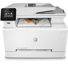 HP Color LaserJet Pro MFP M283fdw toner