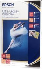 Epson Ultra Glossy Photo Paper, 100 X 150 mm, 300g, 20 lap