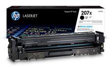 Eredeti HP 207X nagy kapacitású fekete toner (W2210X)