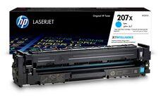 Eredeti HP 207X nagy kapacitású ciánkék toner (W2211X)