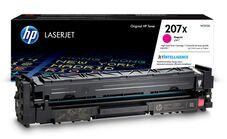 Eredeti HP 207X nagy kapacitású magenta toner (W2213X)