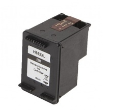 Utángyártott 652 XL nagy kapacitású fekete patron (kb. 3-szorosa az eredetinek)