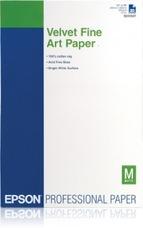 Epson Velvet Fine Art Paper, A3+, 20 lap