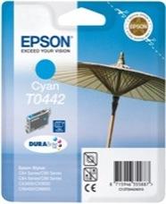 Eredeti Epson T0442 nagy kapacitású ciánkék patron