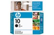 Eredeti HP 10 fekete patron (C4844AE)