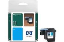 Eredeti HP 11 ciánkék nyomtatófej (C4811A)