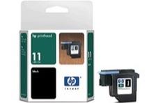 Eredeti HP 11 fekete nyomtatófej (C4810A)
