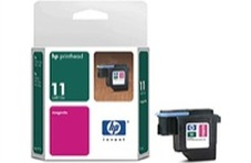 Eredeti HP 11 magenta nyomtatófej (C4812A)