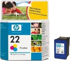 HP 22 színes patron (C9352A)
