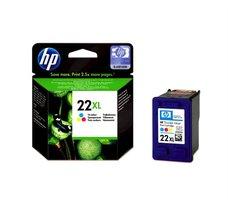 Eredeti HP 22XL színes patron (C9352CE)