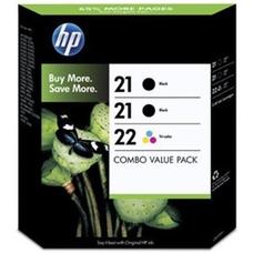 Eredeti HP 2x21 + 22 csomag (SD400AE)