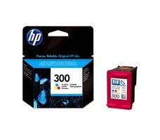 Eredeti HP 300 színes patron (CC643EE)