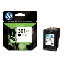 Eredeti HP 301XL nagy kapacitású fekete patron (CH563EE)