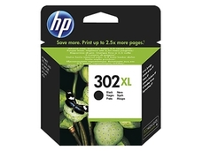 Eredeti HP 302XL nagy kapacitású fekete patron (F6U68AE)