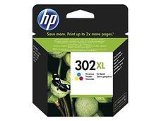 Eredeti HP 302XL nagy kapacitású színes patron (F6U67AE)