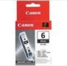 Eredeti Canon BCI-6BK fekete patron