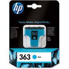 Eredeti HP 363 ciánkék patron (C8771EE)