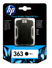 Eredeti HP 363 fekete patron (C8721EE)
