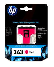 Eredeti HP 363 magenta patron (C8772EE)