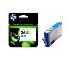 Eredeti HP 364XL nagy kapacitású ciánkék patron (CB323EE)