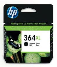 Eredeti HP 364XL fekete patron (CN684EE)