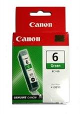 Eredeti Canon BCI-6G zöld patron