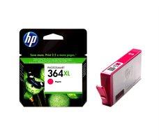 Eredeti HP 364XL nagy kapacitású magenta patron (CB324EE)