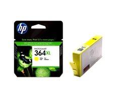 Eredeti HP 364XL nagy kapacitású sárga patron (CB325EE)