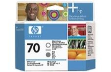 Eredeti HP 38 Fényesség fokozó és szürke nyomtatófej (C9410A)