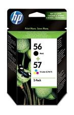 Eredeti HP 56 és 57 színes csomag (SA342AE)