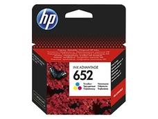 Eredeti HP 652 színes patron (F6V24AE)