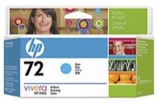 Eredeti HP 72 ciánkék patron (C9371A)