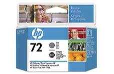 Eredeti HP 72 szürke és foto fekete nyomtatófej (C9380A)