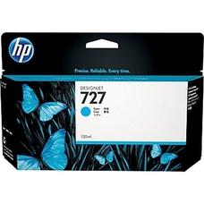 Eredeti HP 727 ciánkék nagy kapacitású patron (B3P19A)