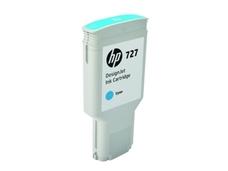 Eredeti HP 727 extra nagy kapacitású ciánkék patron (F9J76A)