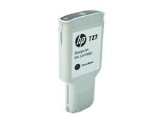 Eredeti HP 727 extra nagy kapacitású foto fekete patron (F9J79A)