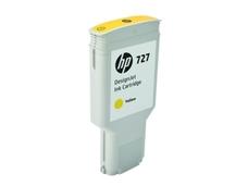 Eredeti HP 727 extra nagy kapacitású sárga patron (F9J78A)