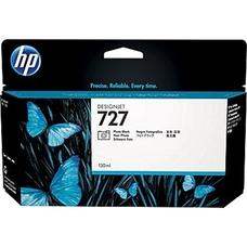 Eredeti HP 727 foto fekete nagy kapacitású patron (B3P23A)