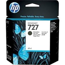 Eredeti HP 727 matt fekete patron (C1Q11A)