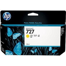 Eredeti HP 727 sárga nagy kapacitású patron (B3P21A)